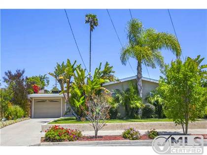 Single-family home for sale in San Diego