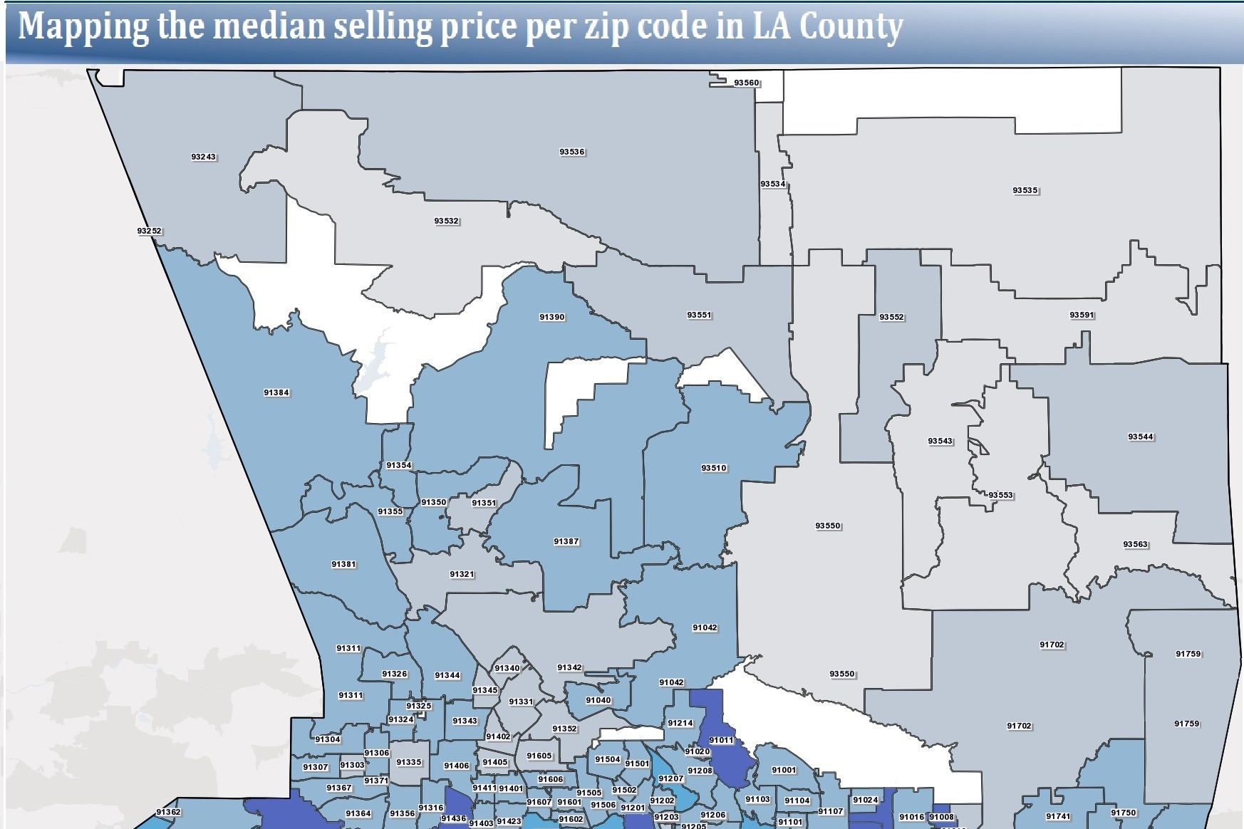 L.A. Housing Market Heating Up in 2014, Median Price at Five-Year High