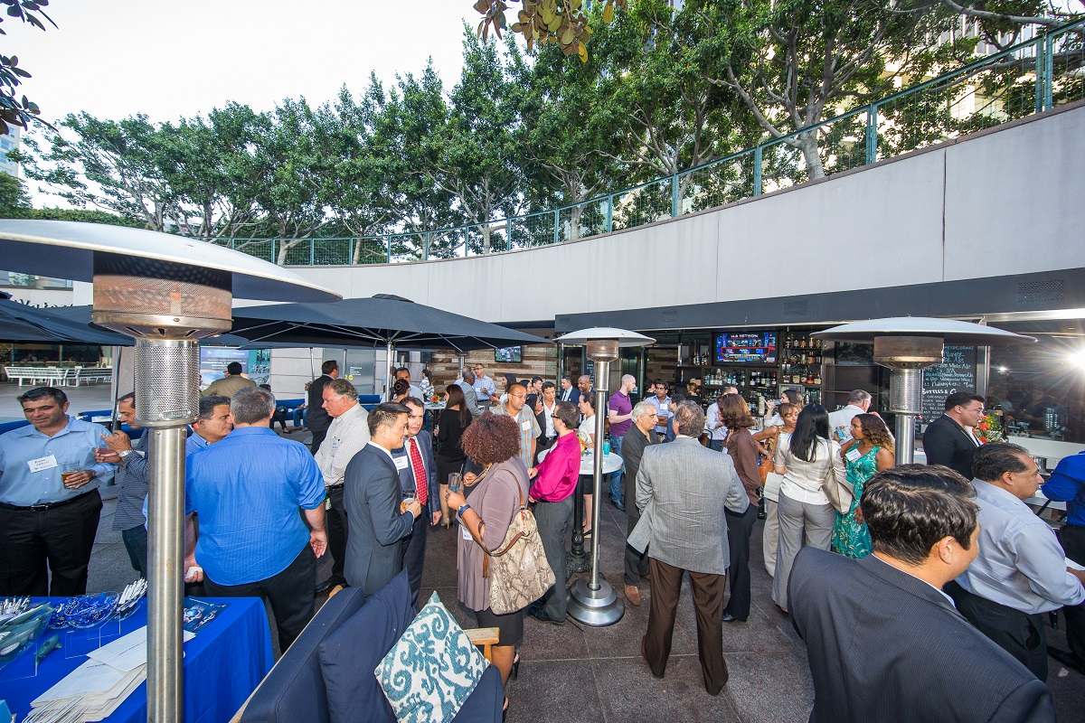 Los Angeles Real Estate Networking Event by PropertyShark