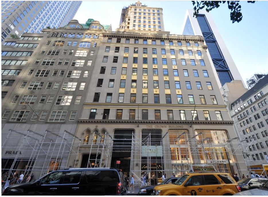 Top 20 Most Expensive NYC Office Sales in 2015