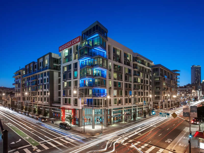 Last Year's Largest Rental Communities Completed in San Francisco