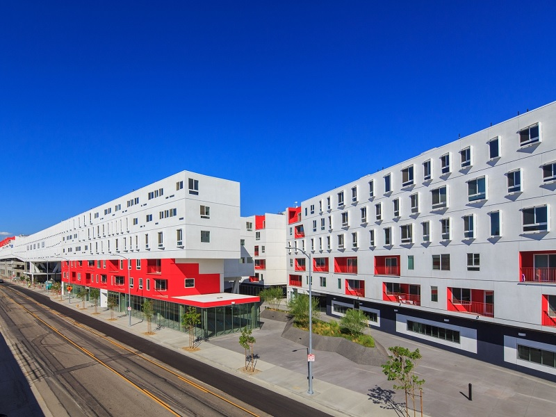 The Largest Rental Projects to Hit L.A. in 2015